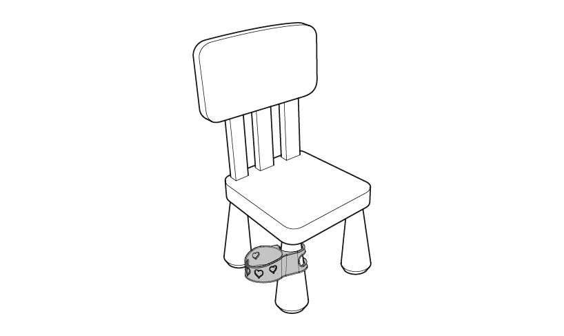 HUGGY CHAIR_CUP